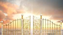 Pearly Gates Landscape
